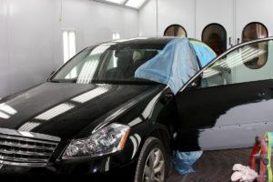 preparation peinture auto