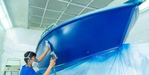 Restauration Coques de bateaux